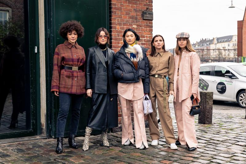 Copenhagen Fashion Week Fall/Winter 2020 Street Style Burberry