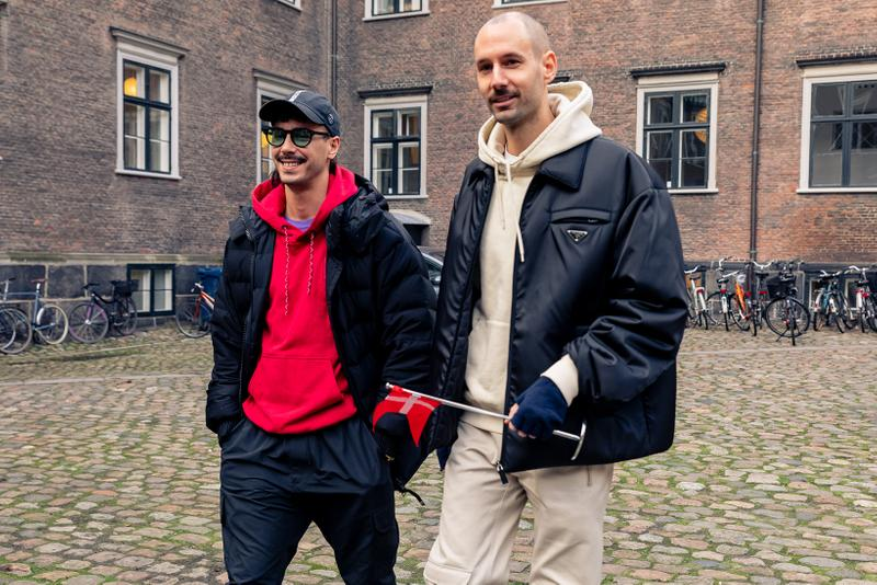 Copenhagen Fashion Week Fall/Winter 2020 Street Style Prada