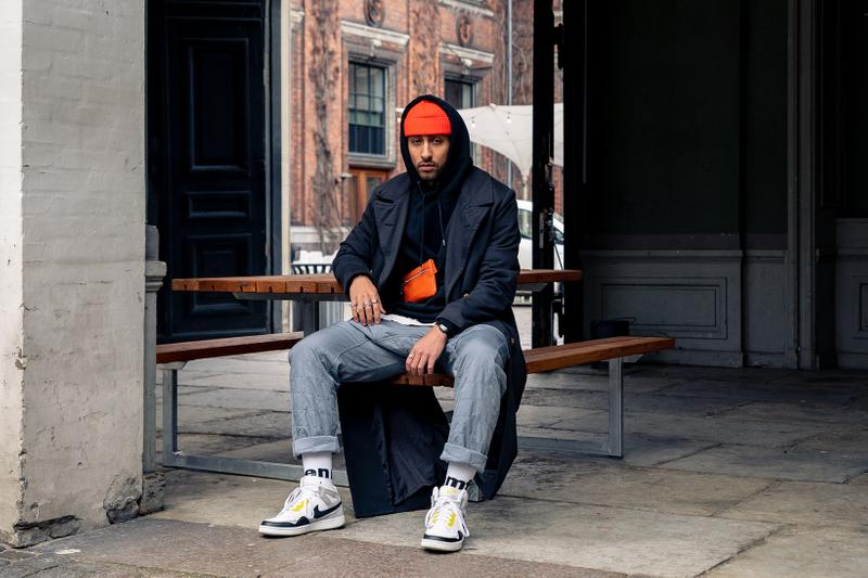 Copenhagen Fashion Week Fall/Winter 2020 Street Style Nike