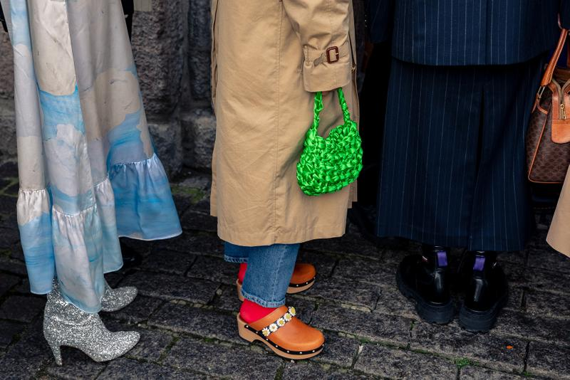 Copenhagen Fashion Week Fall/Winter 2020 Street Style Accessories Shoes