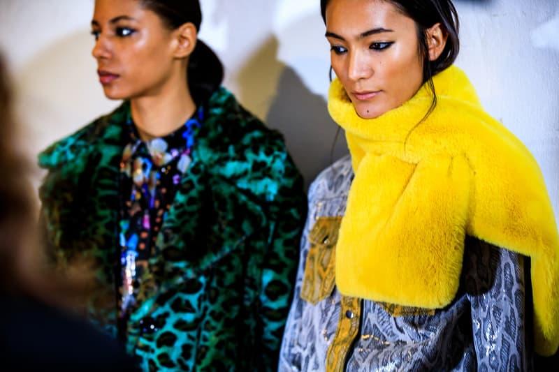 STAND Fall/Winter 2019 Show Copenhagen Fashion Week Backstage