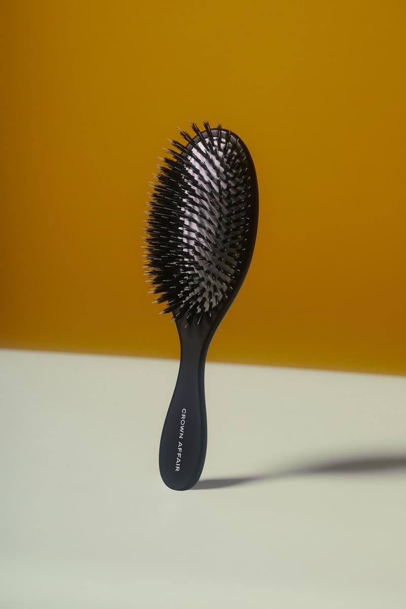 Crown Affair Haircare Collection Hair Brush
