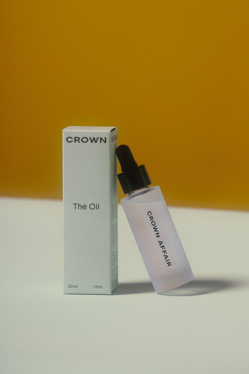 Crown Affair Haircare Collection Oil