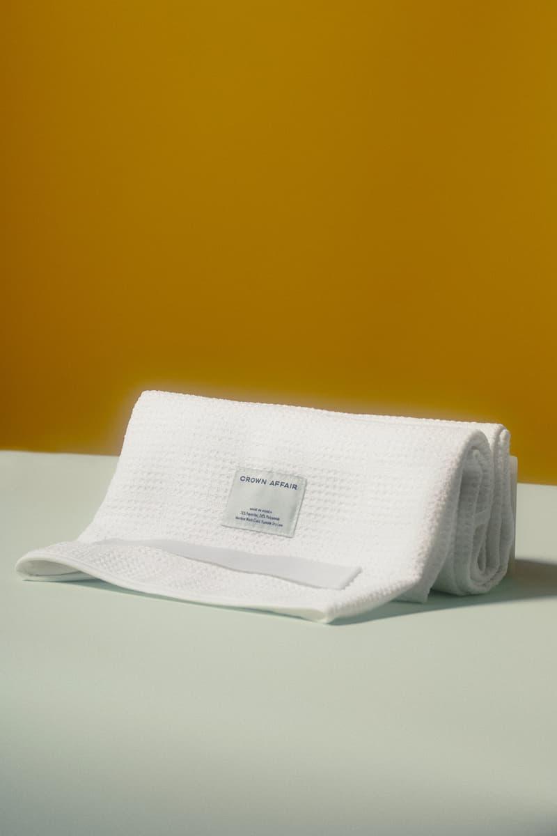Crown Affair Haircare Collection Towel