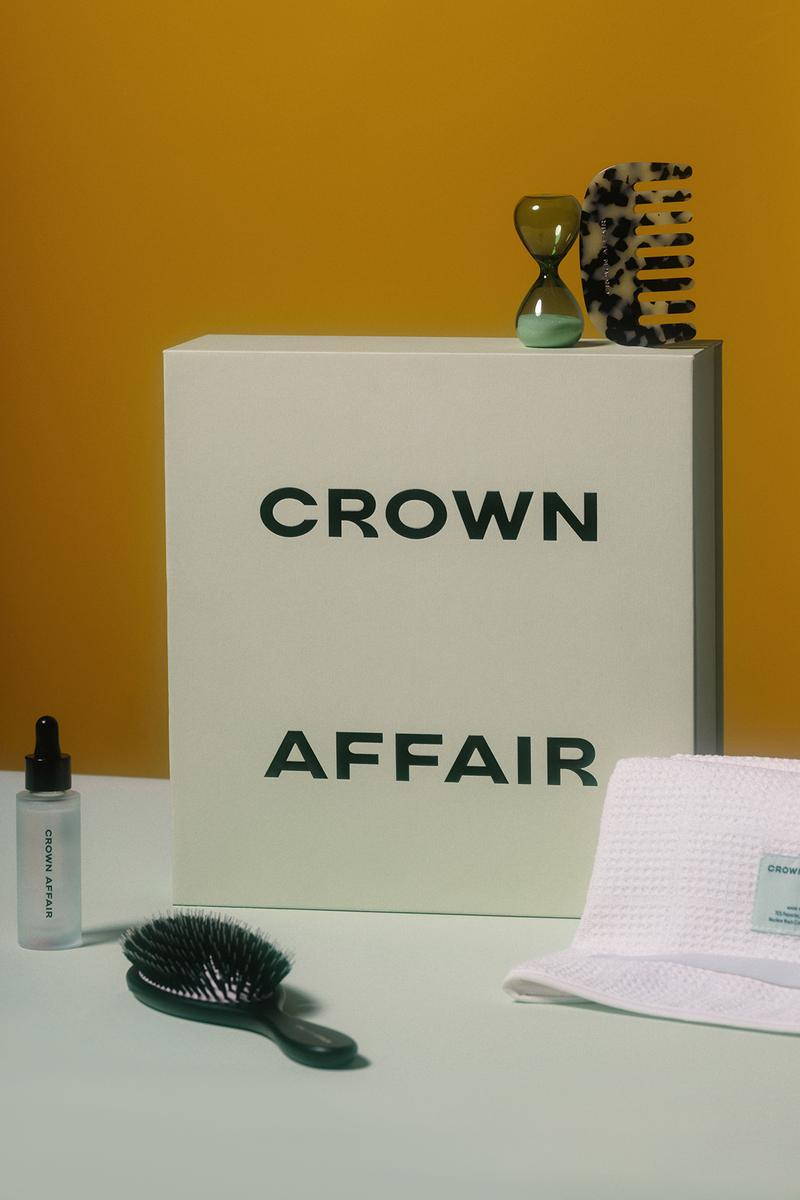 Crown Affair Haircare Collection The Set