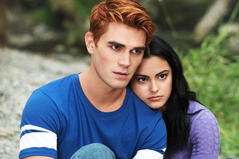 Riverdale CW TV Show Series Camila Mendes KJ Apa