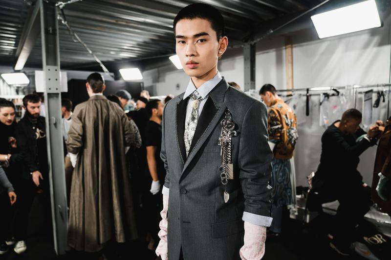dior yoon ahn judy blame kim jones fall winter 2020 fw20 paris fashion week men's