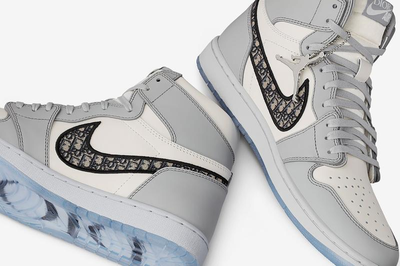 dior nike collaboration air jordan 1 low high og limited edition sneakers kim jones shoes footwear sneakerhead