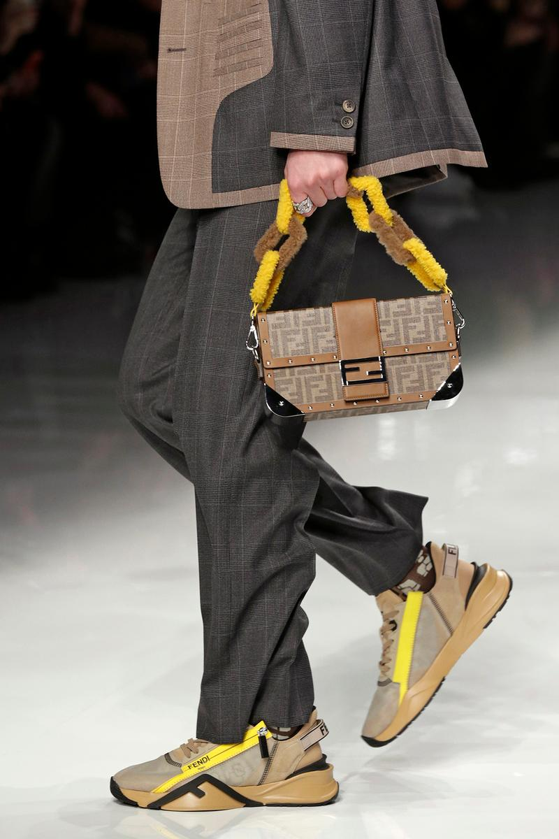 Fendi Fall/Winter 2020 Collection Baguette