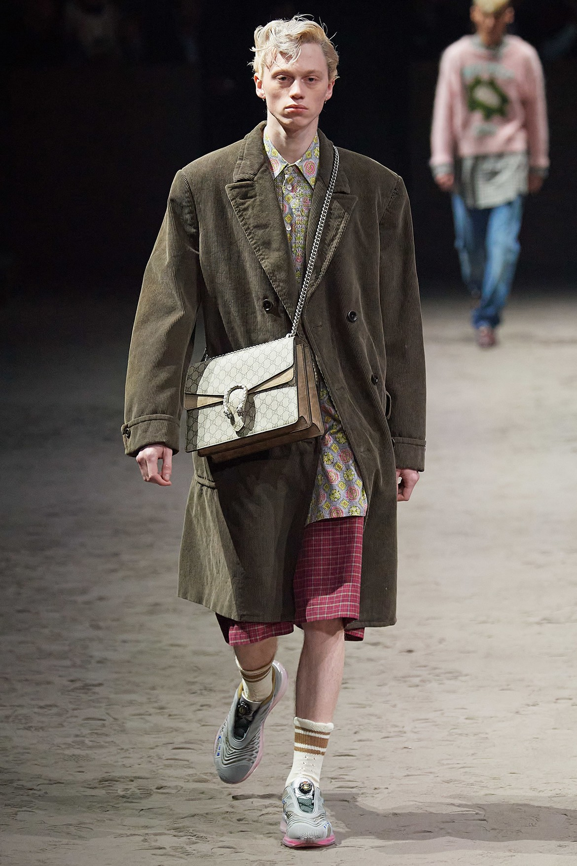 Every Look From Gucci S Fw20 Men S Runway Show Hypebae