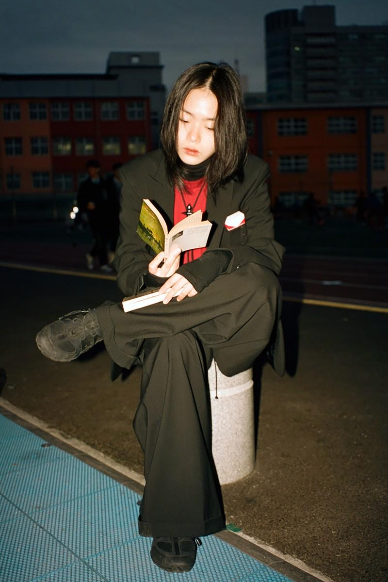 hyein seo fall winter 2019 collection save yourself lookbook