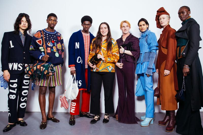 2020 International Woolmark Prize Winners Richard Malone Emily Adams Bode