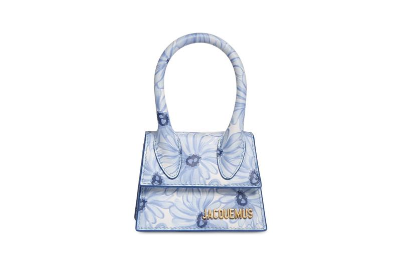 Jacquemus Le Chiquito Bag Spring Summer 2020 Blue