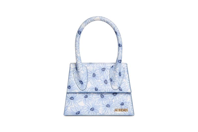 Jacquemus Le Grand Chiquito Bag Spring Summer 2020 Blue