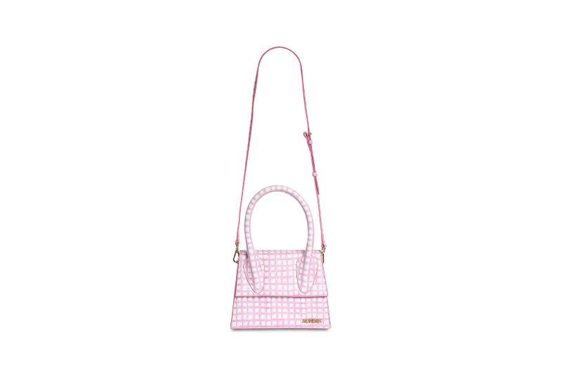 Jacquemus Le Grand Chiquito Bag Spring Summer 2020 Pink