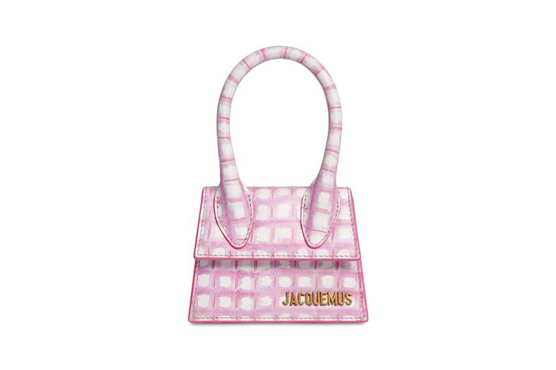 Jacquemus Le Chiquito Bag Spring Summer 2020 Pink
