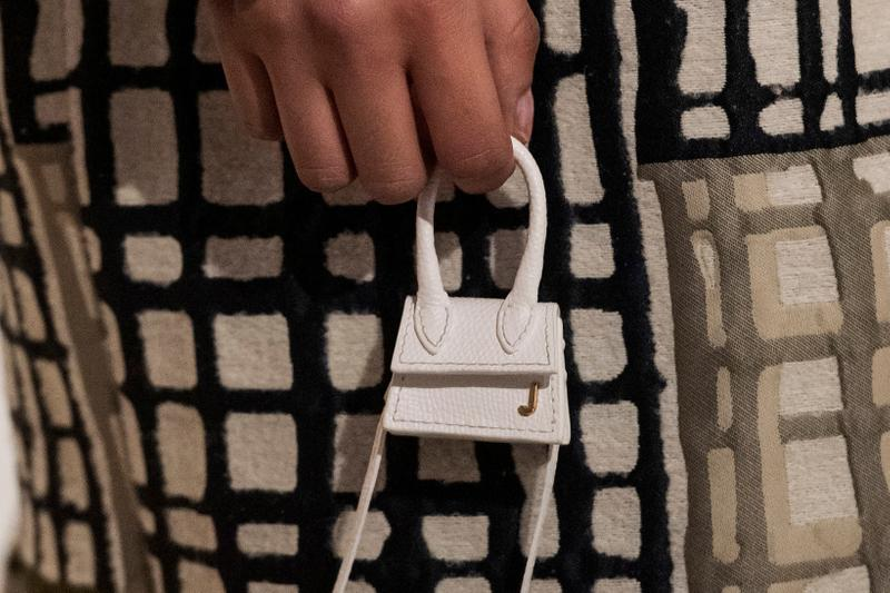 jacquemus mini le chiquito designer bag white