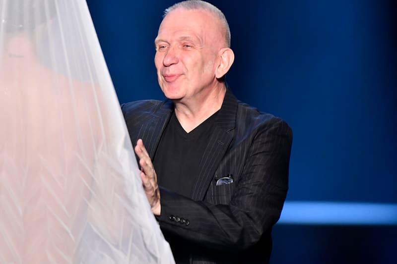 Jean Paul Gaultier Announces Last Couture Collection Paris Fashion Week Show