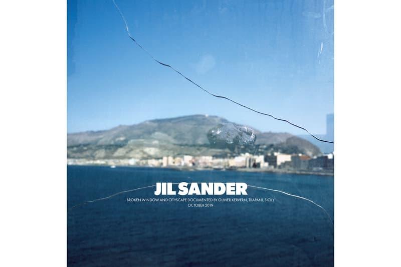 Jil Sander Spring/Summer 2020 Collection Campaign