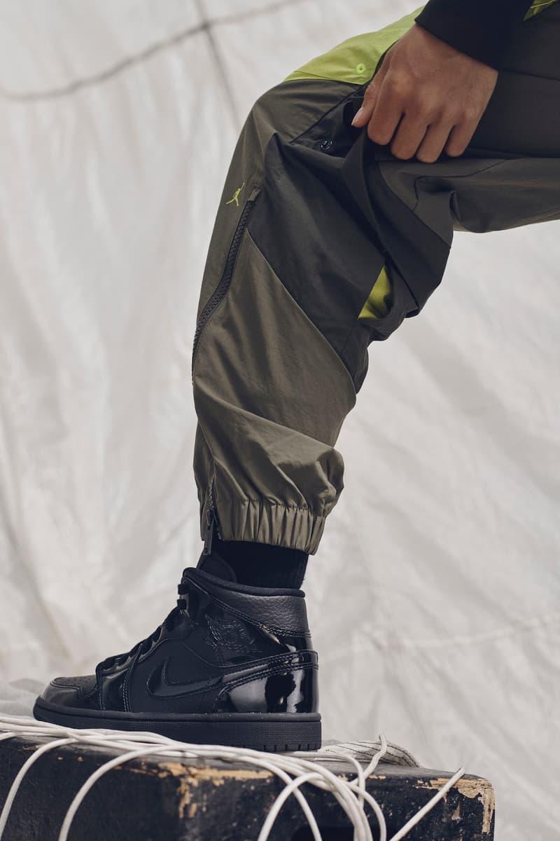 Jordan Brand Women's Flight Utility Capsule Nike Jordan OG Jordan Max 200 XX Sneaker Teyana Taylor Campaign