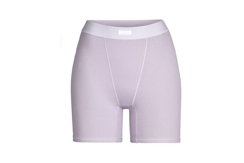 Kim Kardashian SKIMS Cotton Collection Iris Mica