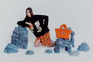 Picture of Lazy Oaf Takes Us Back to the '60s With Its 'The Flintstones' Collection