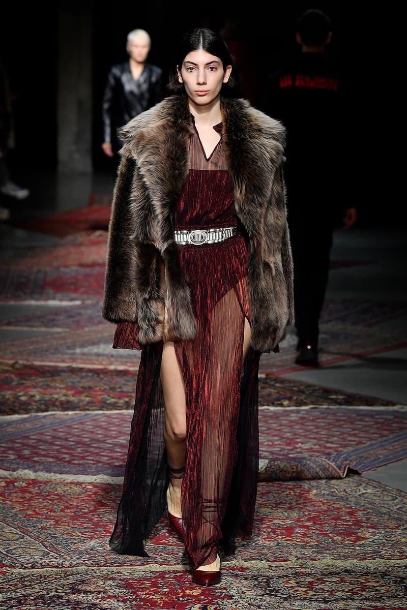 les benjamins fall winter wild east paris fashion week mens womens collection