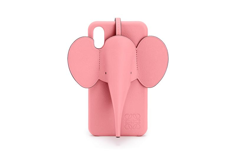 loewe elephant iphone cases jonathan anderson tech
