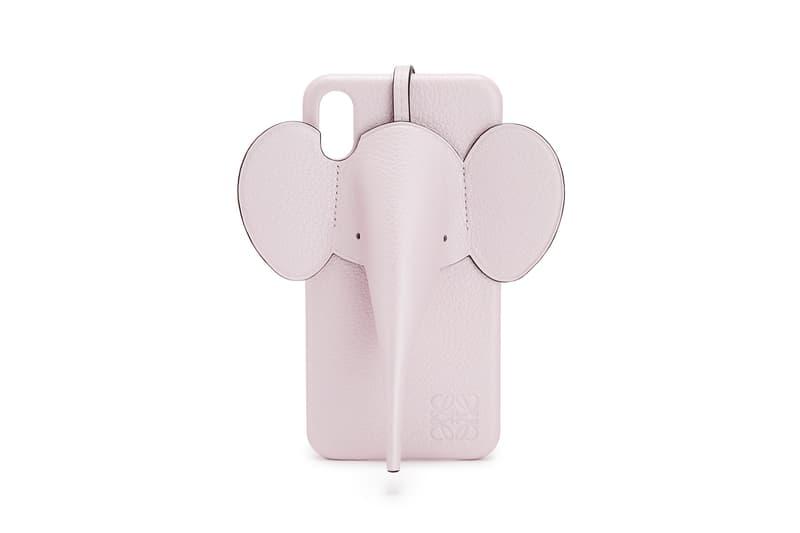 loewe elephant iphone cases jonathan anderson tech