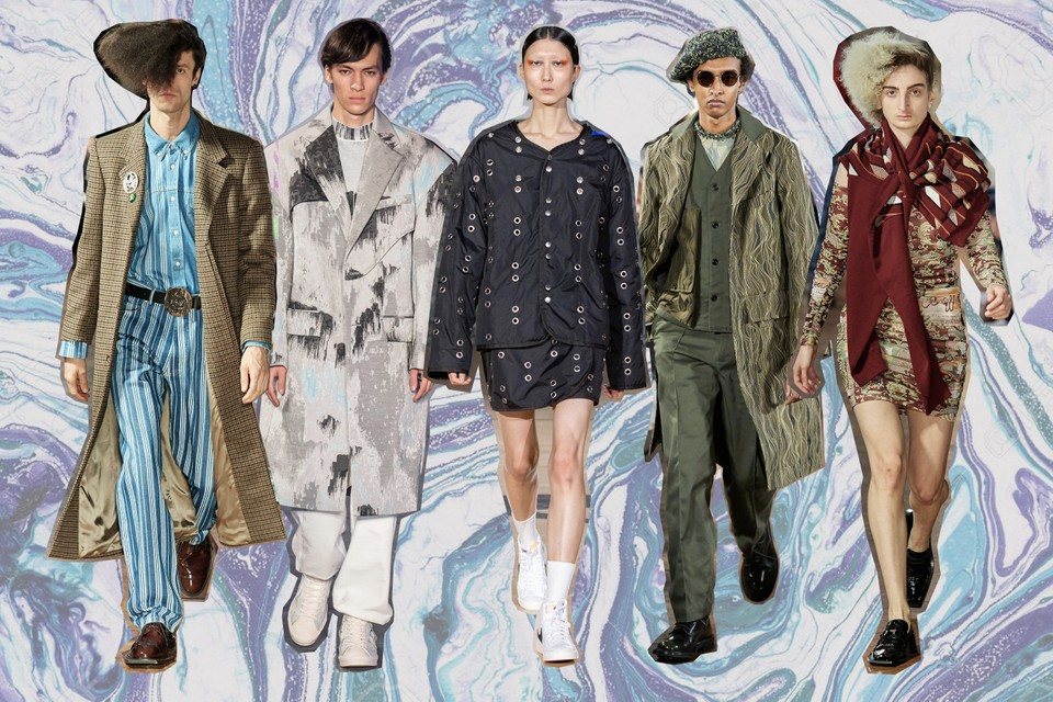 London Fashion Week Men S Fall Winter 2020 Best Shows Hypebae