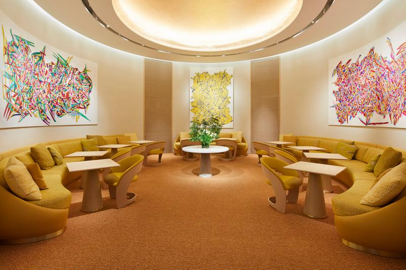 Louis Vuitton Restaurant Cafe Sugalabo V Osaka Japan