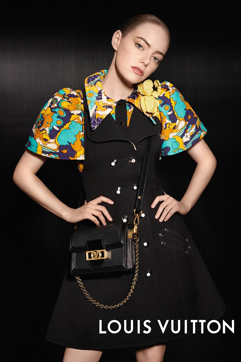 louis vuitton spring summer nicolas ghesquièré collier schorr emma stone zhong chuxi handbags fashion