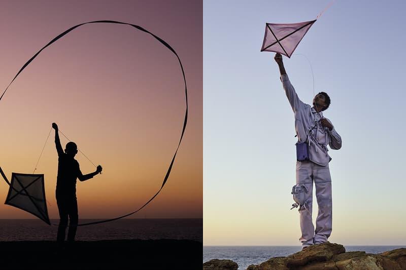 Louis Vuitton Spring/Summer 2020 Campaign Virgil Abloh Viviane Sassen Morocco Shoot