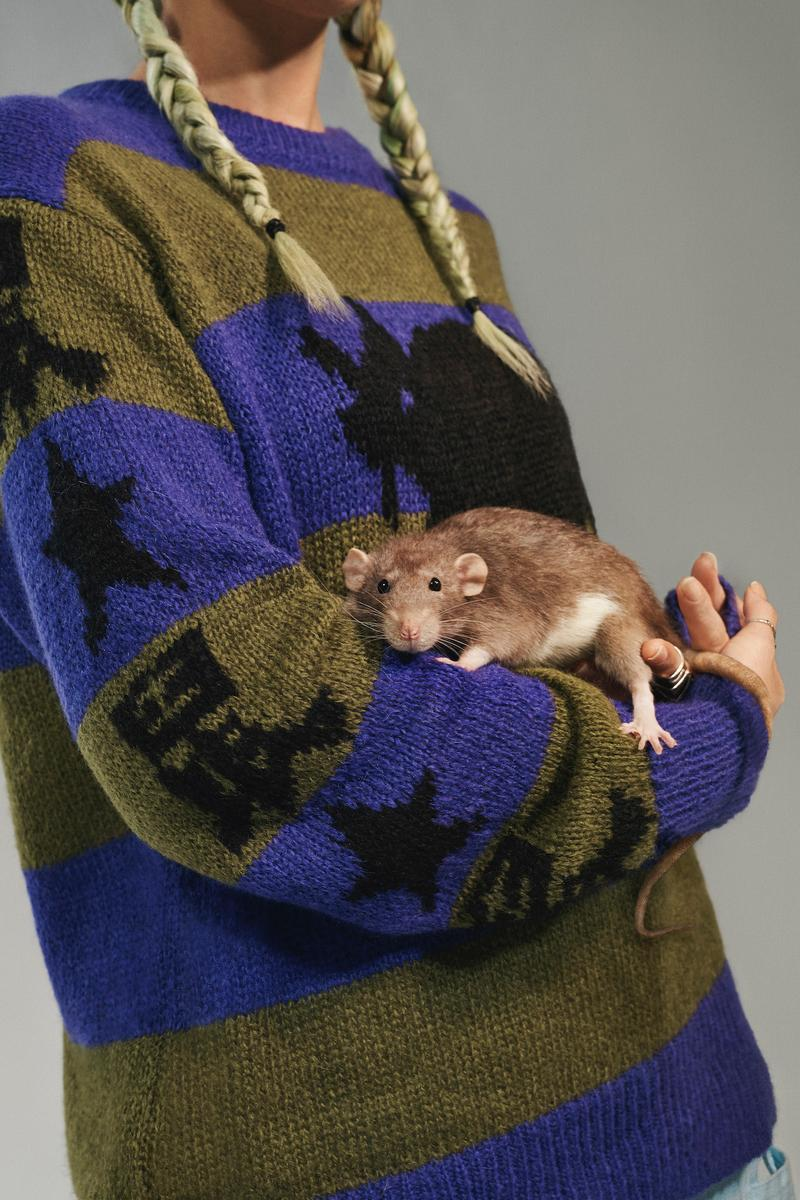 Marc Jacobs x Stray Rats Collaboration Campaign Frank Ocean