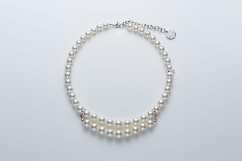 Mikimoto X Comme Des Garcons Fine Jewelry Collab Hypebae