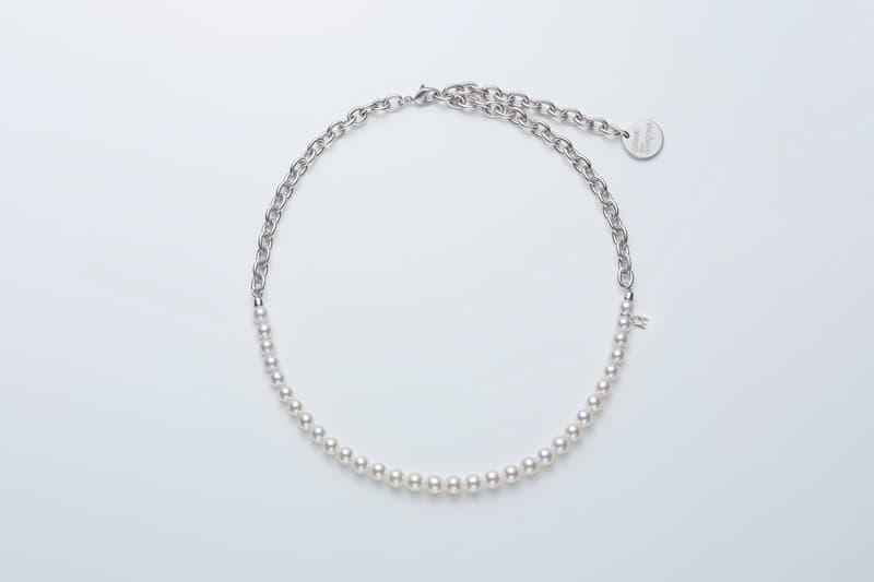 comme des garcons mikimoto cdg fine jewelry collaboration rei kawakubo pearl necklaces