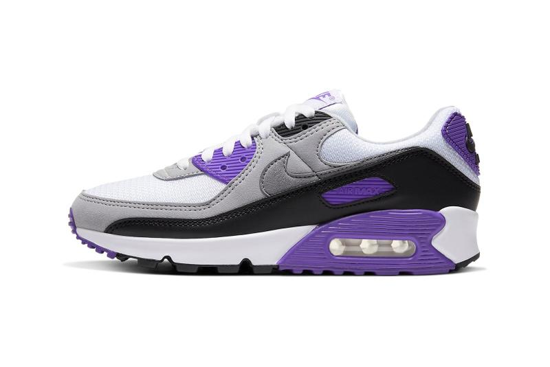 Nike Air Max 90 30th Anniversary Purple