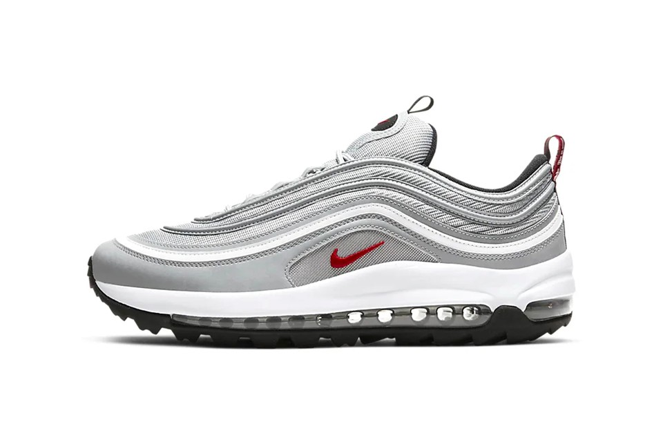 """Nike's Latest Air Max 97 Is Sister to the Iconic """"Silver Bullet"""""""