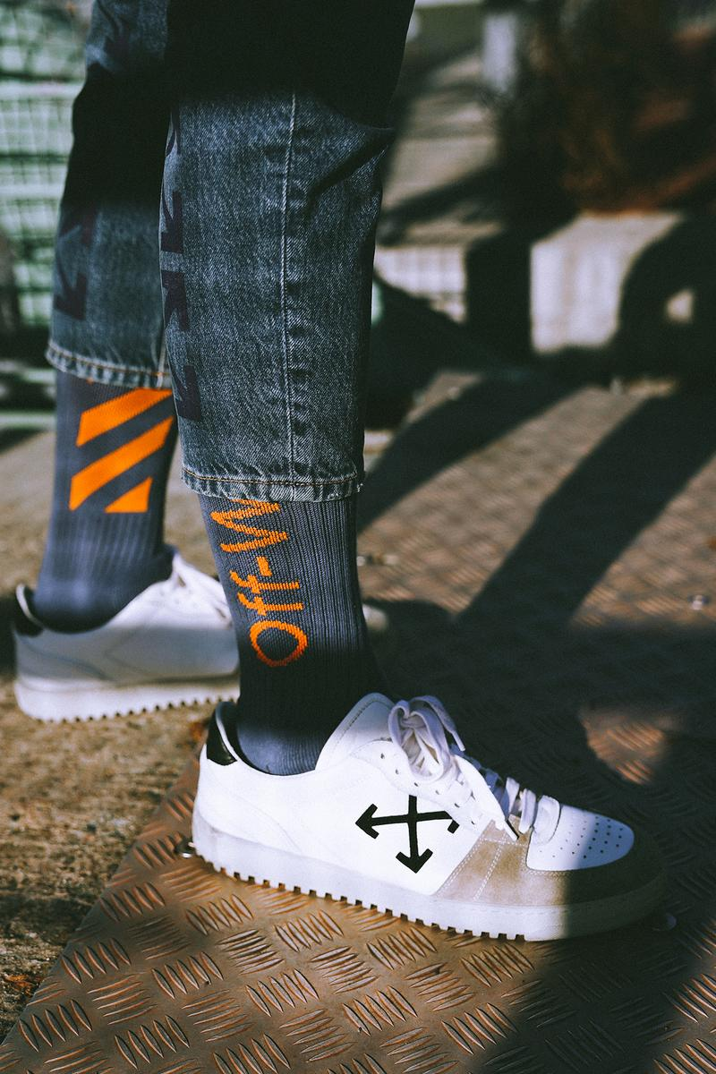 "Off White ""Bangkok"" Capsule Collection Jeans"