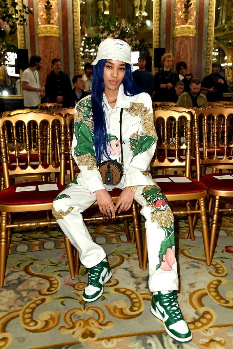Best Celebrity Street Style Paris Fashion Week Men's Aleali May GIgi Bella Hadid Cardi B