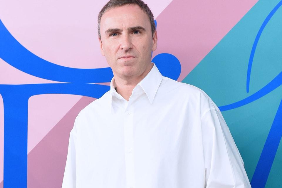 Prada Group Is Rumored to Appoint Raf Simons at Miu Miu