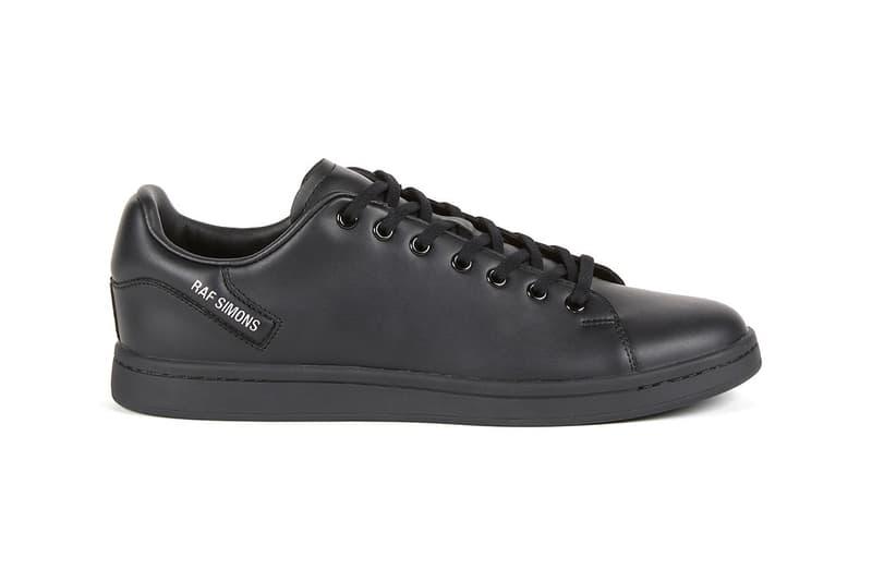 raf simons fall winter 2020 runner collection range footwear sneakers leather suede full look sportswear instagram