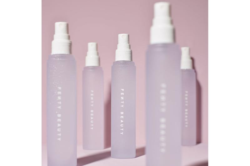 Rihanna Fenty Beauty What It Dew Face Mist Spray