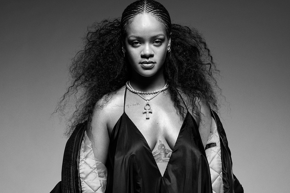 """'i-D' Magazine Taps Rihanna to Co-Curate Its 40th Anniversary Issue Dubbed """"Rihannazine"""""""