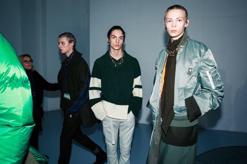 sacai Nike Pegagus Vaporfly First Look chitose abe paris fashion week mens