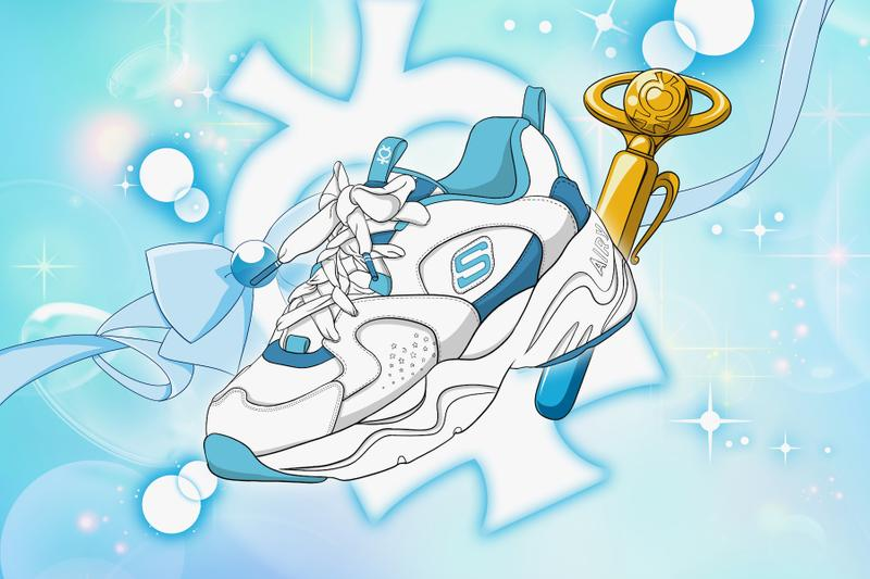 Sailor Moon x Skechers Sneaker Collaboration Release Collection