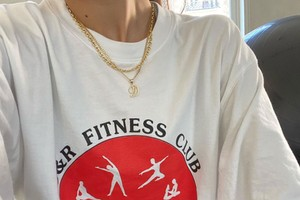 Picture of Emily Oberg Teases Upcoming Sporty & Rich SS20 Collection