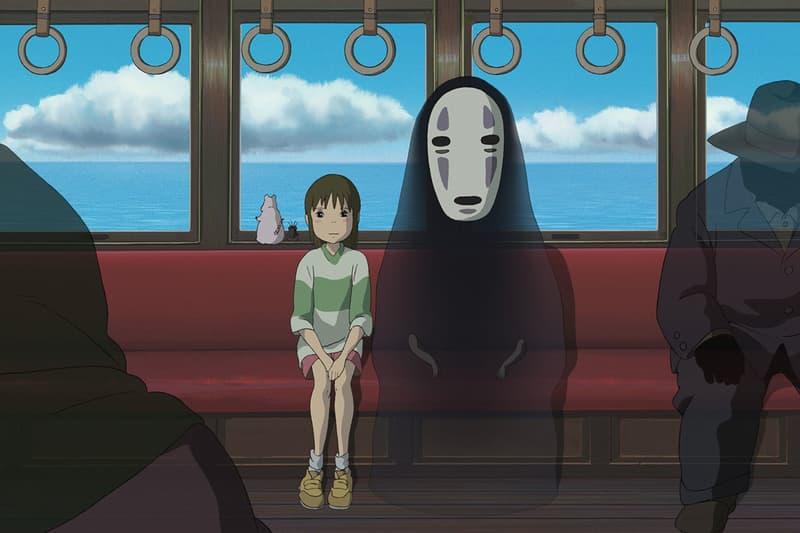 Spirited Away Studio Ghibli Hayao Miyazaki