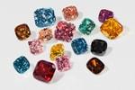 Picture of Swarovski Unveils 16 New Laboratory-Created Colored Diamonds