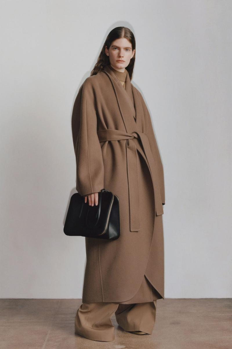 the row pre-fall collection lookbook minimalism mary-kate ashley olsen suits blazers jackets